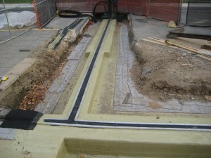 Expansion Joint and Kemper Flashing